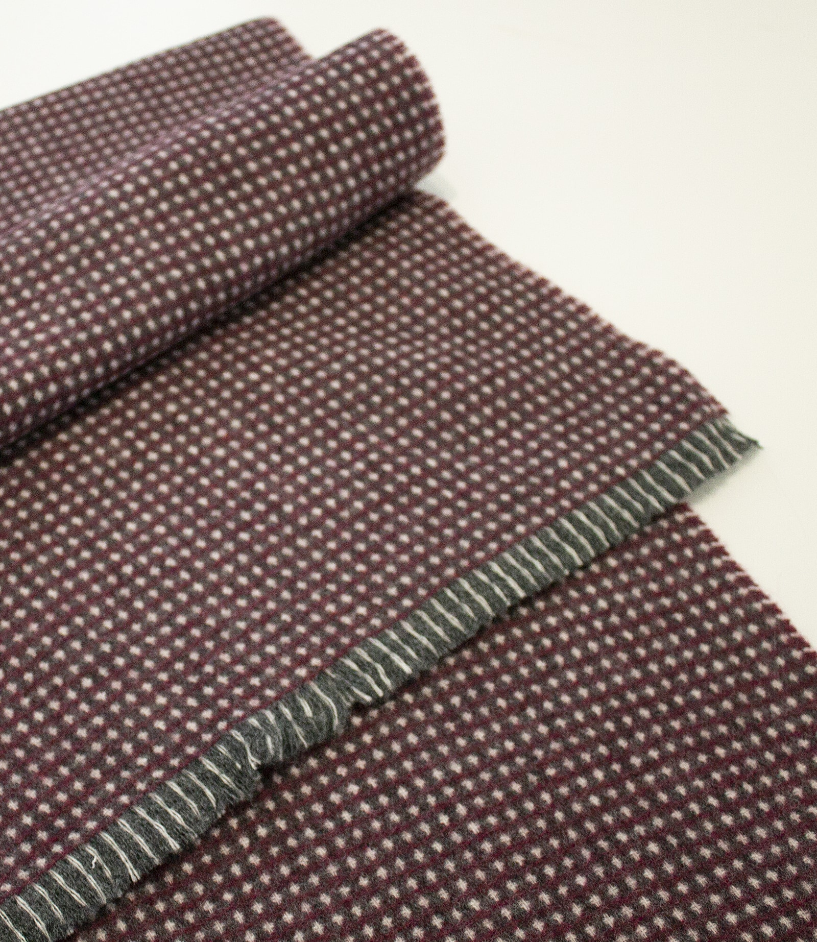 Schal aus Kaschmir-Wollmischung