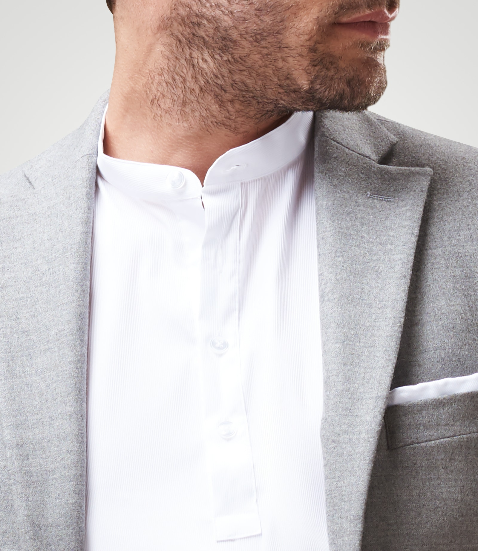Comfort-Hemd - vielseitig kombinierbar