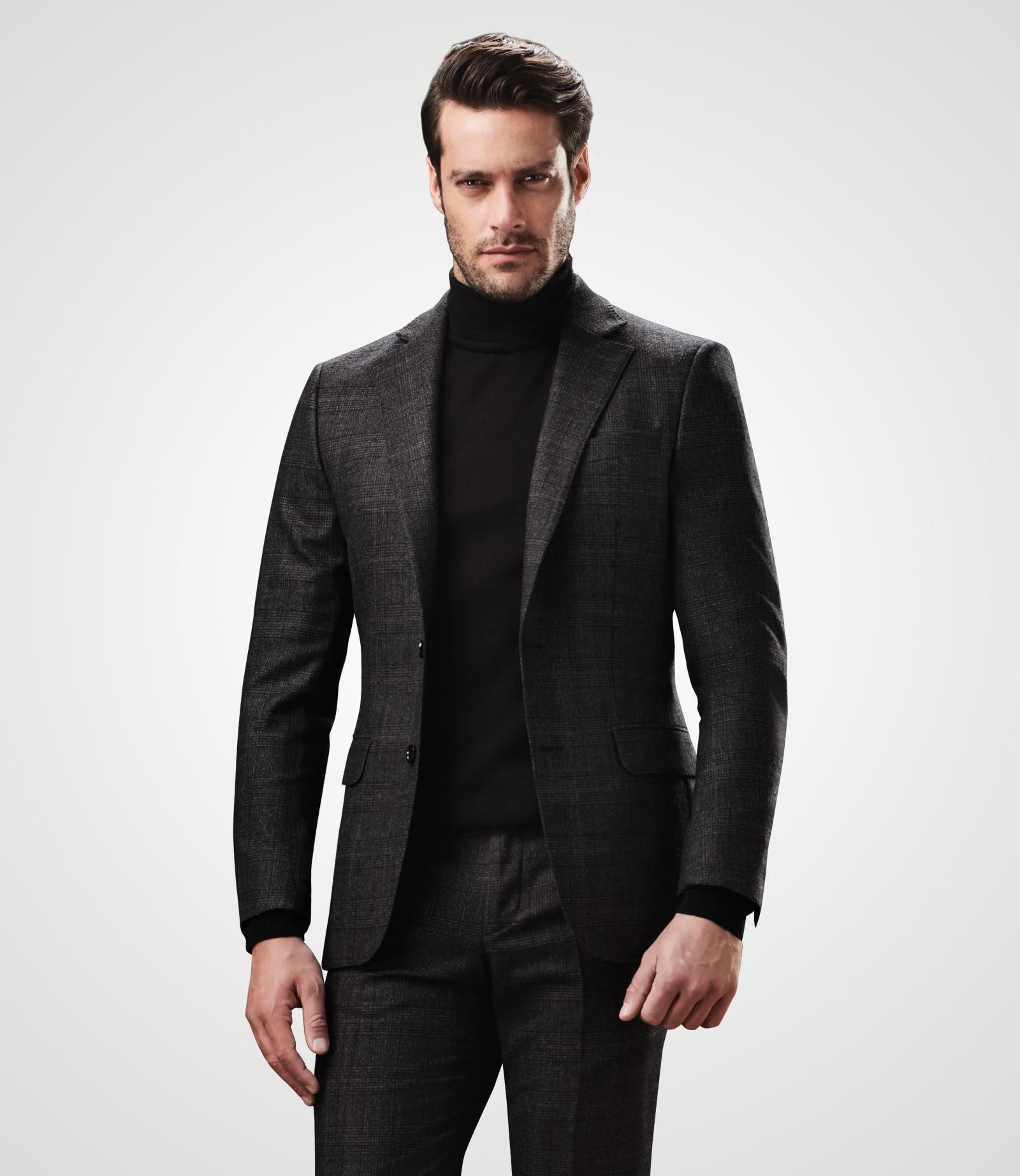 Dynamic Wool - Flanellanzug mit Comfort