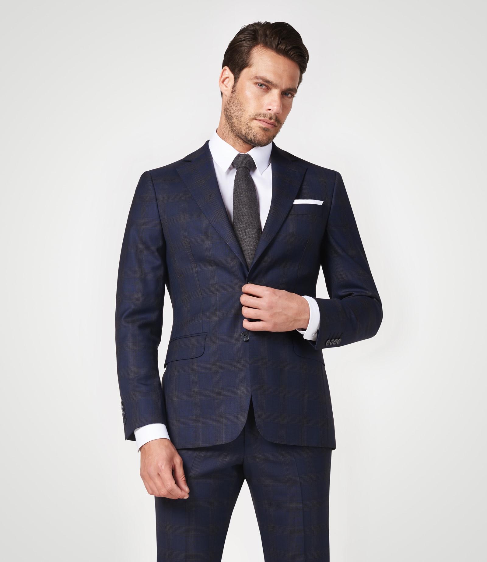 High Twist Anzug