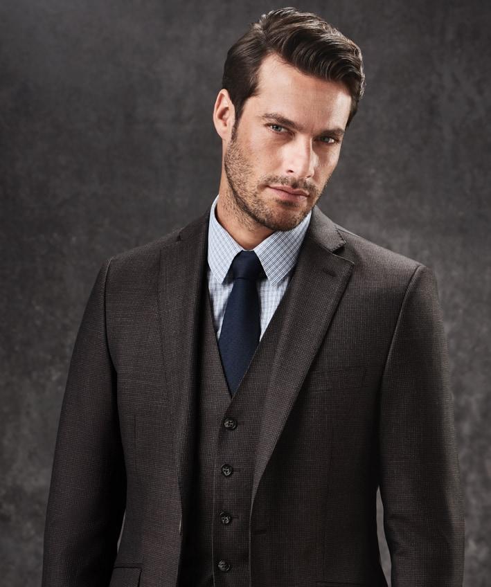 Maßanzug Herren Anzug nach Maß Ihr Unikat | KUHN