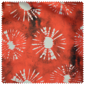 Batik (rot) F9832