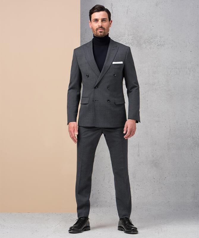 Dunkelgrauer Dynamic Suit